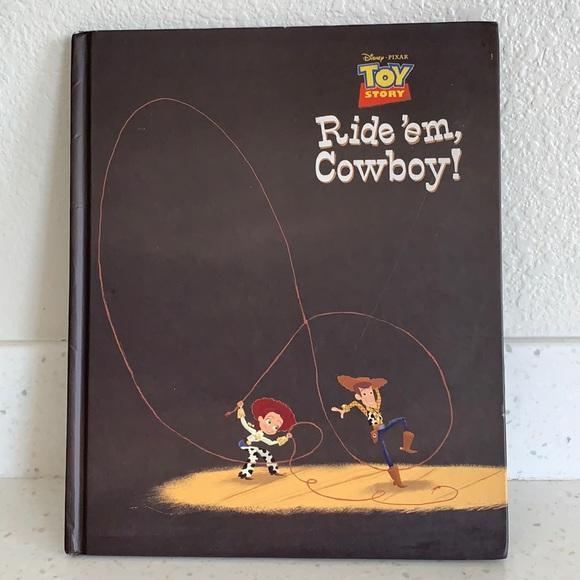"""Disney•Pixar Toy Story """"Ride 'em Cowboy!"""""""